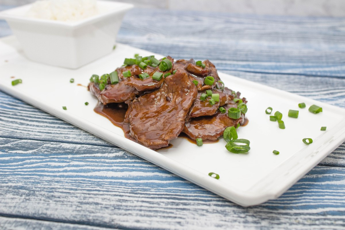 Thermomix Mongolian beef