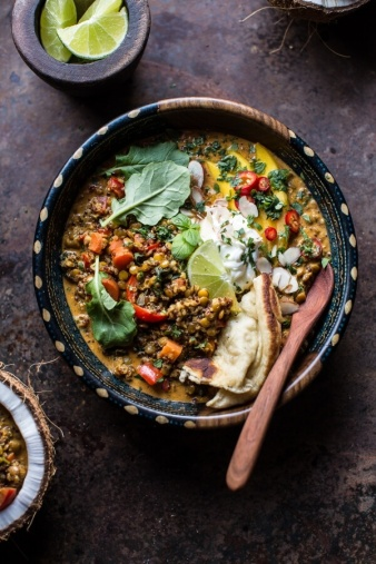 simple-coconut-quinoa-and-lentil-curry-with-lime-mango-1